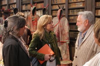 La notícia s'ha donat a conèixer a la Biblioteca del Museu Víctor Balaguer
