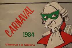 Exposició 'Programes de Carnaval: 1976 – 2012'
