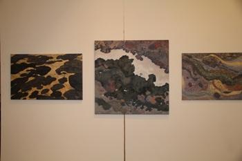 La mostra retrospectiva del pintor vilanoví es pot visitar fins al 30 d'octubre