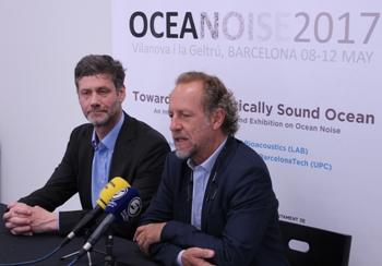 Presència Institucional Oceanoise 2017