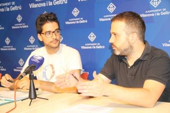 Gerard Llobet i Roger Pérez l'han presentat en roda de premsa