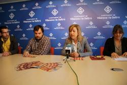 Jordi Medina, Miquel Àngel Ayala, Neus Lloveras i Marijó Riba