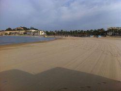 Les platges, netes després de la revetlla