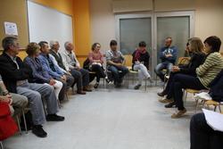 La trobada es va fer al CC La Collada-Els Sis camins