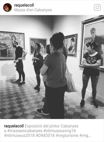 Instagram Nits dels Museus 1