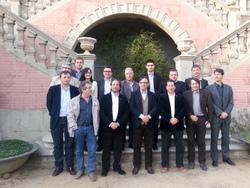 El consell directiu s'ha celebrat a Torroella de Montgrí