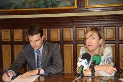 Neus Lloveras i Gerard Figueras
