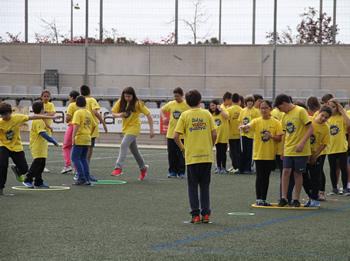 BarçaKids va venir a VNG per primera vegada l'abril de 2016