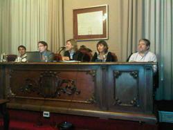 El Consell compta amb representants de tots els grups polítics presents a l'Ajuntament