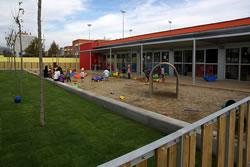 Imatge de la llar d'infants municipal l'Escateret