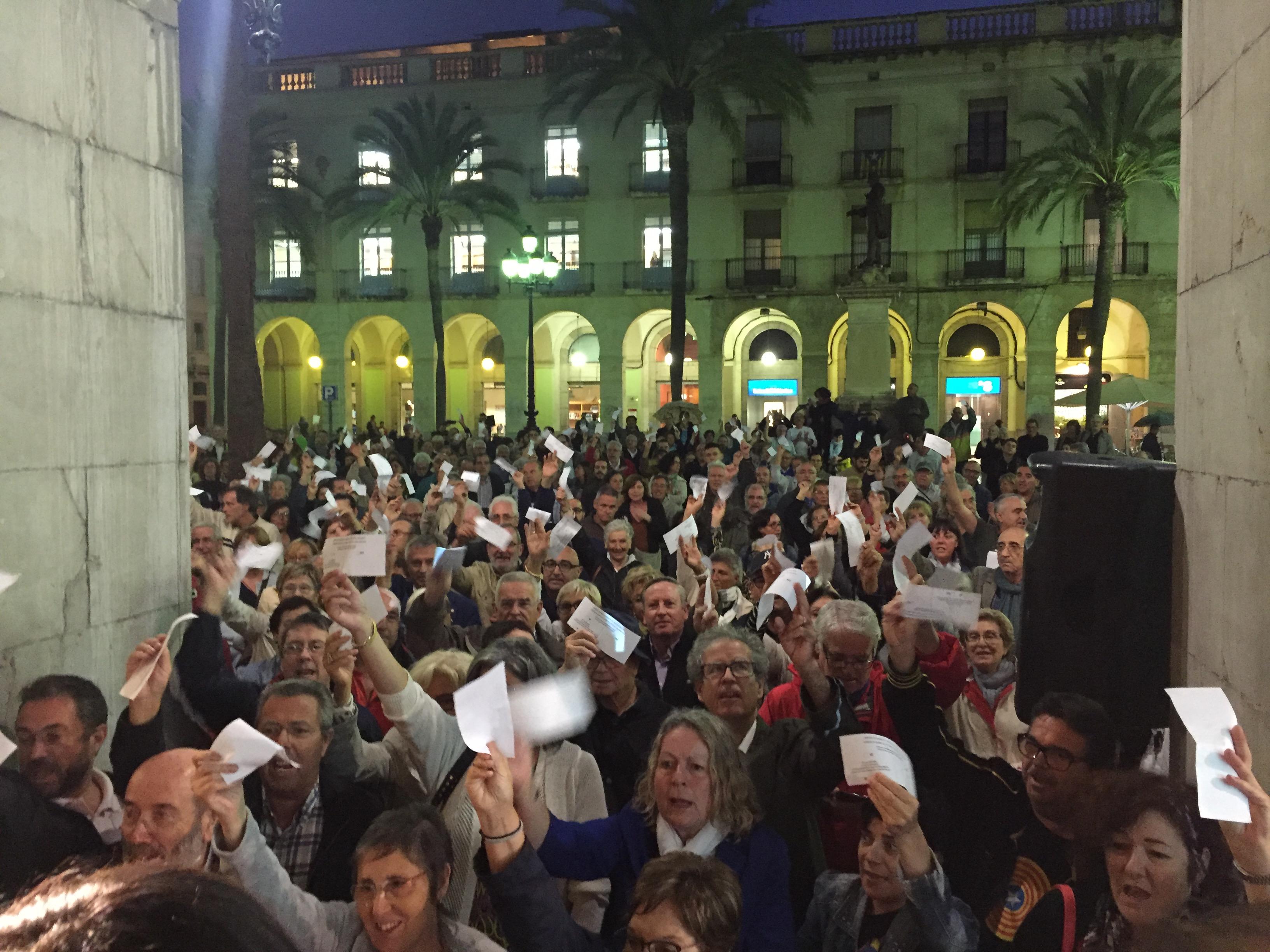 Acte contra imputats 9N a VNG