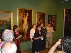 Inauguració de la Sala Prado