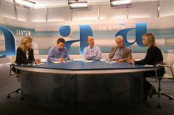 La periodista Mònica Terribas modera el cicle de debats