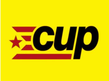 CUP - nota de premsa