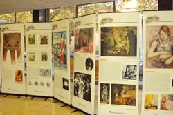 Durant aquest mes d'octubre l'Àgora d'Equitat ha organitzat exposicions i cursos al voltant de la dona