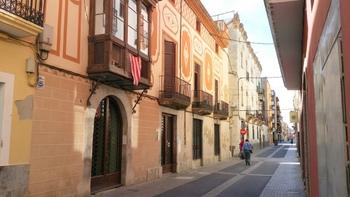 El col·legi electoral del Toc es trallada al carrer de Sant Joan