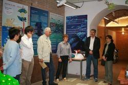 La mostra es va inaugurar ahir a la tarda