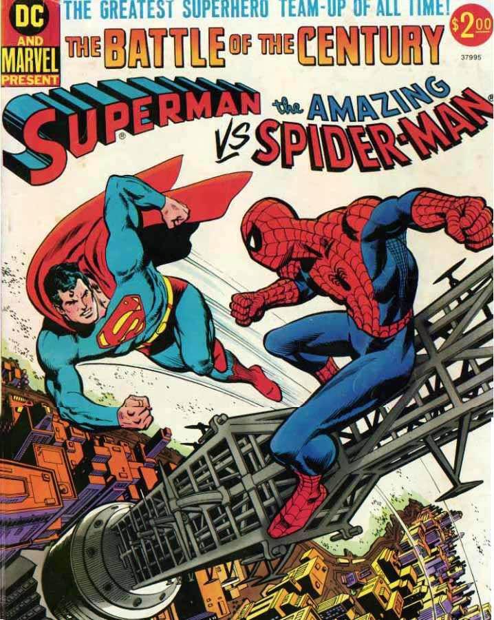 Imatge d'un còmic clàssic