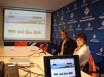 Presentació de l'Estació Esportiva VNG, aquest matí