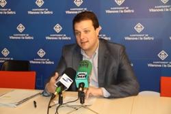 Gerard Figueras, regidor de Promoció Econòmica i Turisme