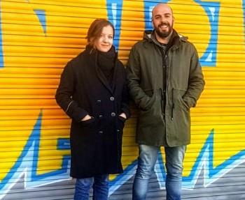 Míriam Alarcón i Marc García, de Rebobinart