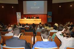 L'auditori de Neàpolis s'ha omplert en la inauguració