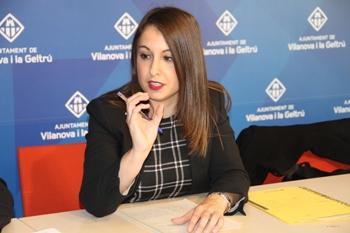 La regidora Gisela Vargas ha fet balanç de les accions dutes a terme aquest 2016