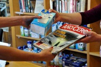 Des d'aquest dilluns i fins al 5 de març es pot fer l'intercanvi de llet per revistes