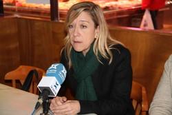 L'alcaldessa de VNG, Neus Lloveras