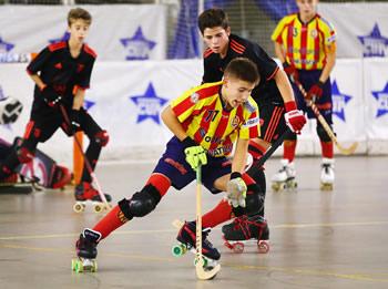 CP Manlleu - SL Benfica