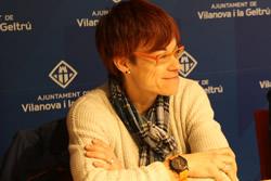 Blanca Albà, Regidora d'Esports de l'Ajuntament de VNG