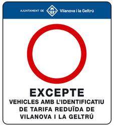 Els solars del carrer de l'Àncora i de davant l'hotel Ceferino seran gratuïts, i d'ús exclusiu per als residents