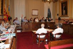 La votació de les comissions d'estudi pel canvi de gestió, en el ple de setembre