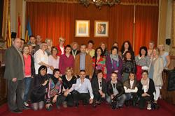 Els i les mestres participants al projecte