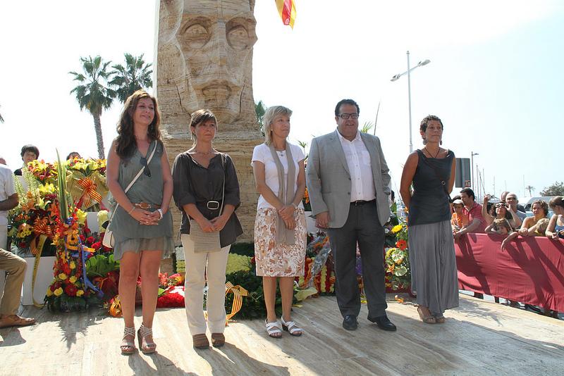Acte institucional Diada Nacional de Catalunya