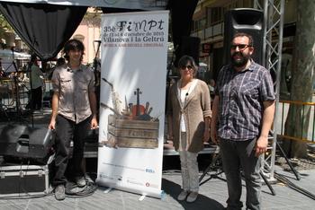 La presentació del cartell i el programa es va fer diumenge a la rambla Principal