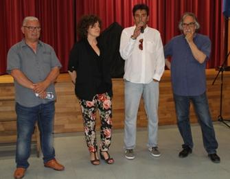 L'acte de presentació del cartell i el programa es va fer a la sala Pòsit de la Confraria