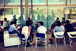 Imatge de la trobada 'Open Space' que al juny es va celebrar a Neàpolis