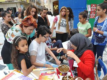 Activitats i tallers per apreciar la riquesa cultural que hi ha a la ciutat