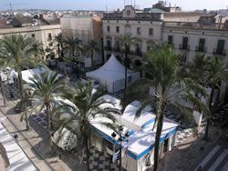 L'estand de la Festa Major estarà a la plaça de la Vila