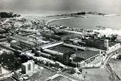 La tradició industrial vilanovina es va iniciar el segon terç del segle XIX