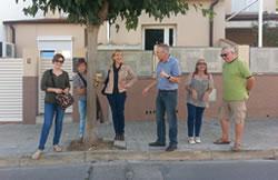 Visita al barri de La Collada - Els Sis Camins