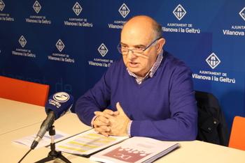 Josep Ibars, Defensor de la Ciutadania de VNG
