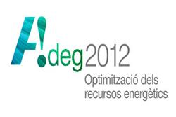 La jornada s'emmarca en l'Any Adeg, dedicat a l'optimització dels recursos energètics