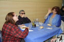 Visita menjador social petita