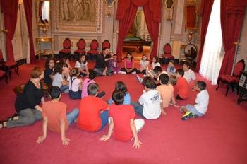 Les activitats amb nens tenen l'èxit assegurat a Can Papiol