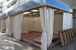 L'estand de l'Ajuntament de VNG s'ubicarà a la rambla de la Pau cruïlla amb el carrer de l'Àncora