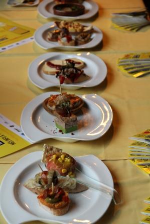 Tota mena de propostes gastronòmiques a VNG VOL TAPES