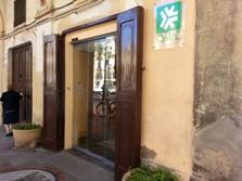 Oficina de l'OMIC a la plaça de la Vila