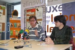 Tomàs Álvaro ha presentat el balanç de 2010 de l'Oficina Jove